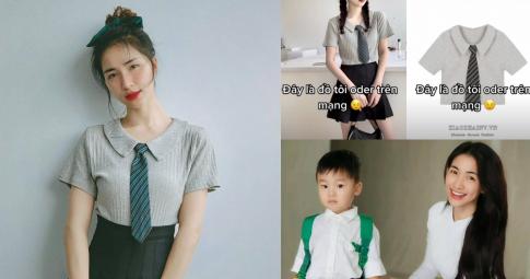 """Hòa Minzy mua hàng online và cái kết mỹ mãn, fans khen: """"Quá trẻ đẹp, gái một con, trông mòn mắt"""""""