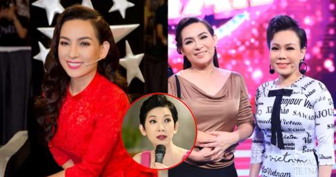 Con gái ủy quyền cho Việt Hương đưa thông tin về Phi Nhung, Xuân Lan trấn an fans trước tin đồn thất thiệt