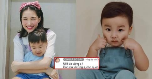 Hòa Minzy vội vàng lên tiếng xin lỗi 1 khán giả tuổi U60, hứa làm ngay điều này với bé Bo