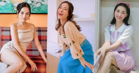 """Đông Nhi, Sara Lưu ngày càng quyến rũ, Hòa Minzy """"hack tuổi"""" cực xinh: Chuẩn """"gái một con, trông mòn mắt"""""""