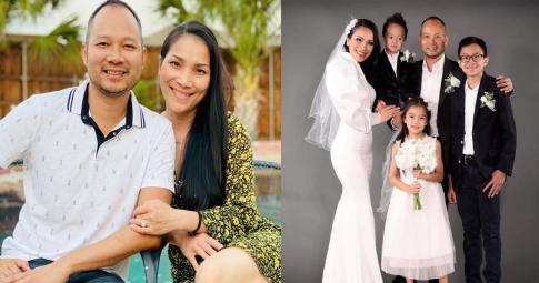 Tuổi 43 viên mãn của Hồng Ngọc bên chồng và 3 con tại Mỹ: Biệt thự, xế sang, không thiếu thứ gì!
