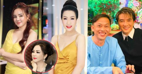 Sau Hoài Linh, Đàm Vĩnh Hưng, Thủy Tiên, đến Vy Oanh và Trịnh Kim Chi ra mặt kiện bà Phương Hằng