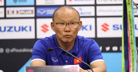HLV Park muốn Việt Nam thắng Trung Quốc để khích lệ tinh thần cầu thủ