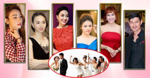 """Dàn sao """"Cô dâu đại chiến"""" sau 10 năm: Huy Khánh, Lê Khánh ngày càng thành công, Ngân Khánh trẻ mãi không già"""