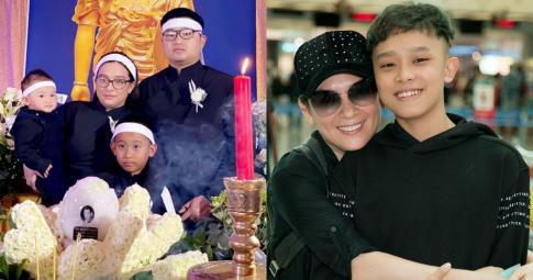 Con gái Phi Nhung cảm ơn Việt Hương, nhắn nhủ điều này về ồn ào Hồ Văn Cường khi mẹ ra đi?