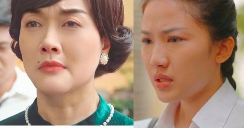 """Khán giả """"lụi tim"""" với màn nhập vai  xuất thần của Vân Dung khi chứng kiến con gái chửa hoang hủy cưới"""