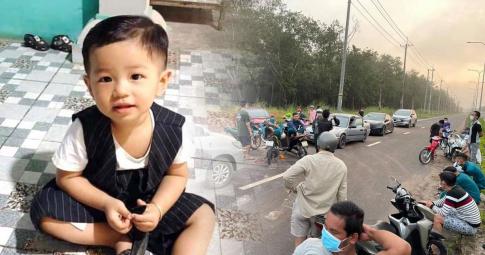 Diễn biến mới vụ bé trai 2 tuổi mất tích tại Bình Dương: Phát hiện thêm đôi nam nữ người Việt khả nghi?